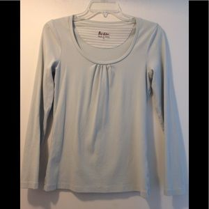 Boden tee size 10 flaw